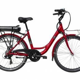 Bicicleta Elétrica LFB city V