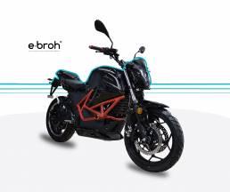 Ebroh Bravo GLE - 100 Elétrica
